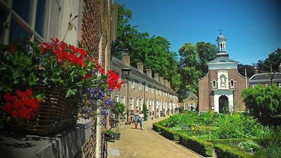 Beginenhof in Breda