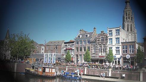 Hafen von Breda